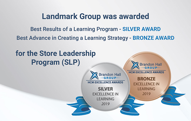 Brandon Hall Group Excellence Awards 2019