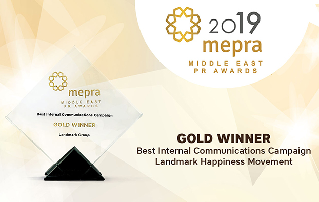 MEPRA Best Internal Communications Award