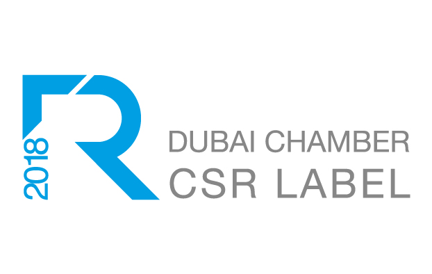 The Dubai Chamber CSR label